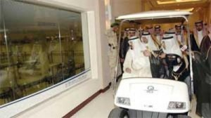 Raja Saudi tinjau Zamzam